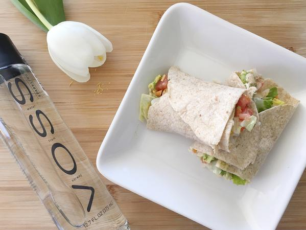 The Best Post Workout Wrap