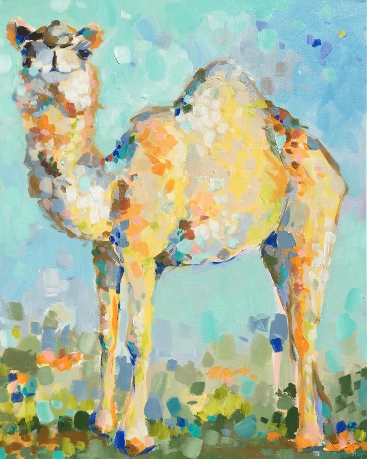 CBrookeRing_PartyAnimals_Camel