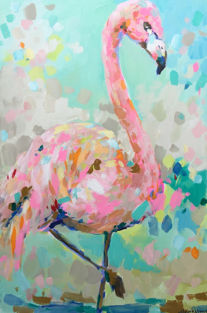 CBrookeRing_PartyAnimals_Flamingo