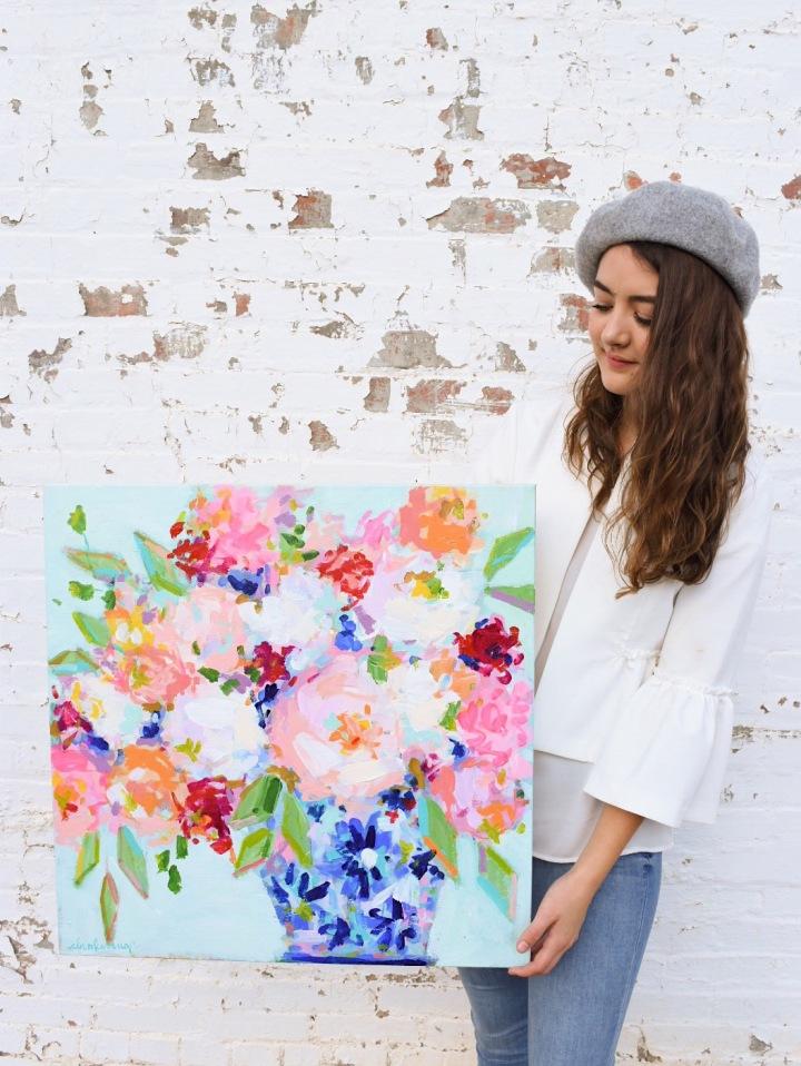 C Brooke Ring_Fete Florale 1