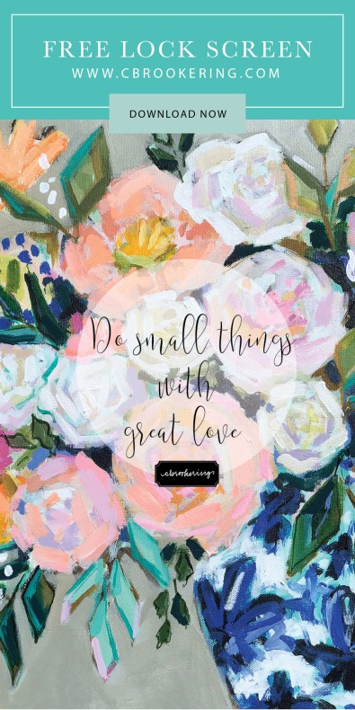 do small things with great love pin -C Brooke Ring-Pin.jpg