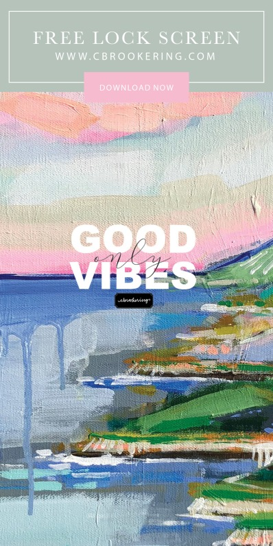 good vibes pin-C Brooke Ring-Pin.jpg