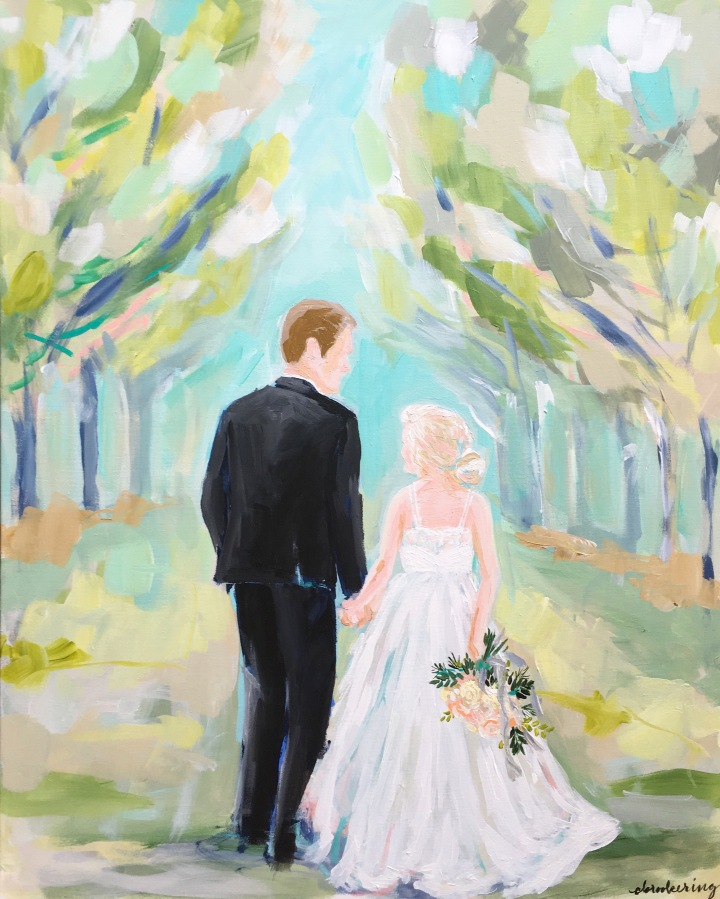 Sarah Sammy Wedding Painting - C Brooke Ring.JPG