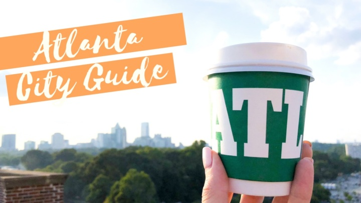 Atlanta City Guide (two days)