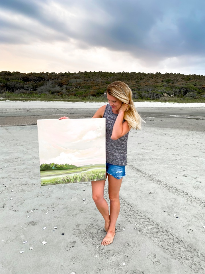 New Marsh Paintings Coming September30!